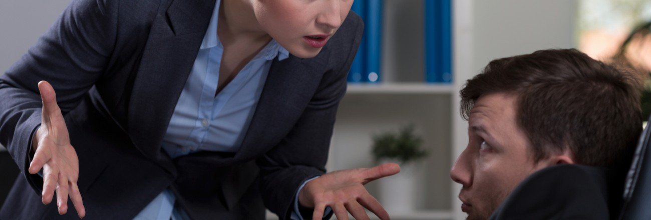 Bullying, Discrimination and Sexual Harassment - Dealing with Bad Behaviour