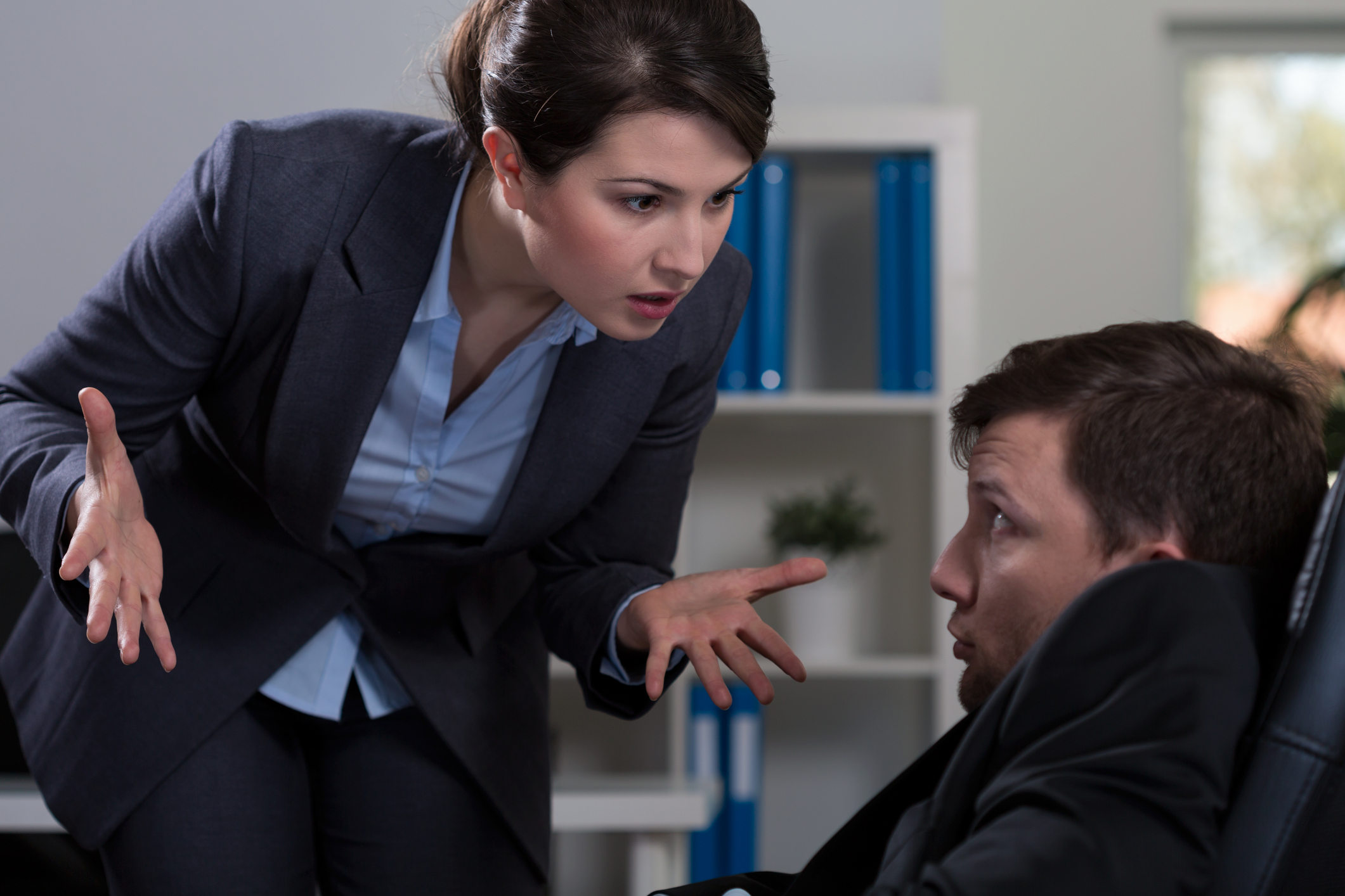 Bullying, Discrimination and Sexual Harassment - Dealing with Bad ...